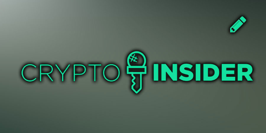 Writing at CryptoInsider as Tristan Roberts