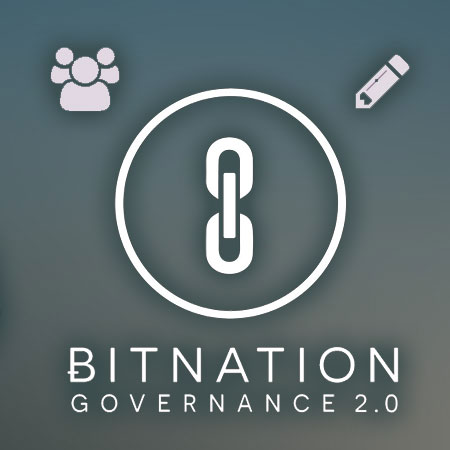 I drafted proposals for BitNation to govern its funds. The autocracy wasn't into it.